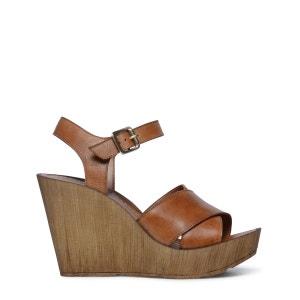 Sandales à talon compensé SACHA