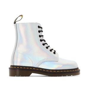 Leren boots met veters Pascal IM DR MARTENS