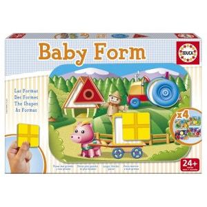 Apprendre les formes : Baby Forms EDUCA