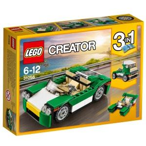 La décapotable verte - LEG31056 LEGO