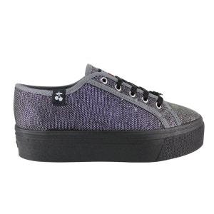 Zapatillas deportivas con plataforma y cordones JUMP LOW Fancy LE TEMPS DES CERISES