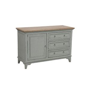 Bahut gris et blanc la redoute - Soldes interiors meubles ...