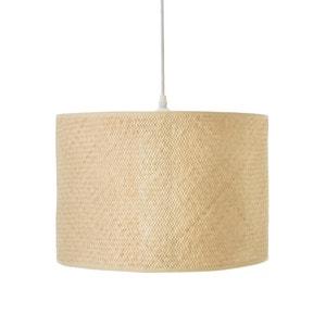 Lampenkap of hanglamp raffia Niranta