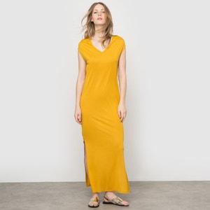 Vestido comprido La Redoute Collections