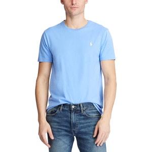 T-shirt met ronde hals, in jerseykatoen