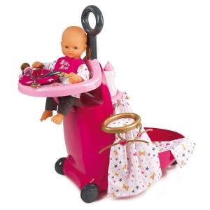 Valise Nursery 3 en 1 Baby Nurse SMOBY
