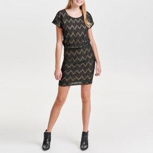 Vestido estampado ZIVA DRESS JRS ONLY