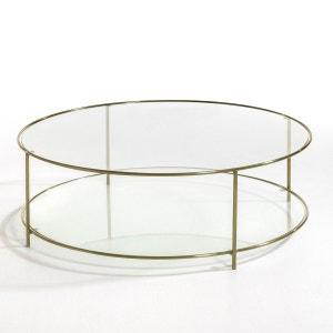 Table basse ronde verre trempé, Sybil AM.PM