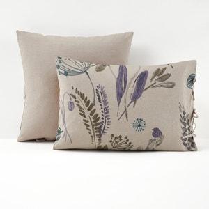 Fronha de almofada, puro linho lavado, Craft Garden La Redoute Interieurs