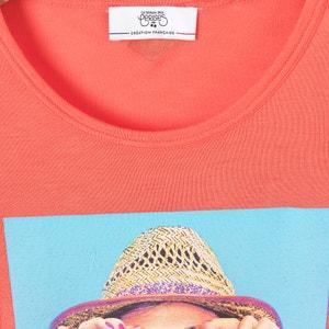 T-shirt impression