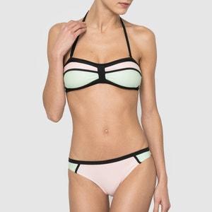 Tobago Colour Block Bikini Bottoms PIECES
