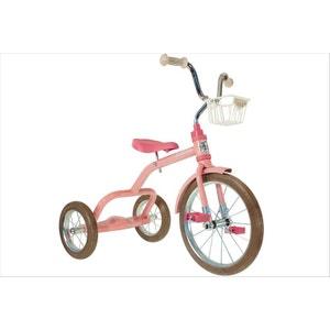 Grand tricycle vintage rose 3-5 ans ITALTRIKE