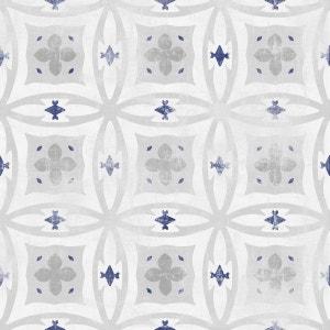 Papier peint design contemporain la redoute for Castorama mestre