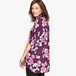Chaqueta estampada estilo kimono ANNE WEYBURN