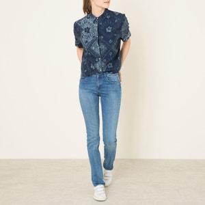 "Suprem Slim Fit Straight Jeans, Length 32"" MAISON SCOTCH"