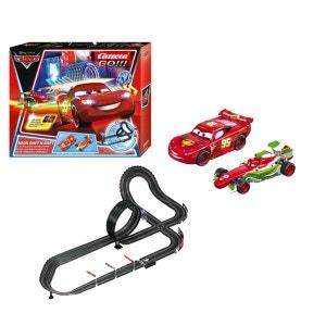 Circuit de voitures Carrera Go : Disney Pixar Neon Shift'n drift Cars CARRERA