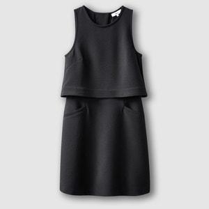 Krótka sukienka bez rękawów SUNCOO