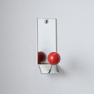 Colgador para fijar, lote de 2 La Redoute Interieurs