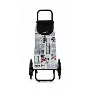 garmol - poussette de marché 6 roues 55l journal - 2183x3gnc-562 GARMOL