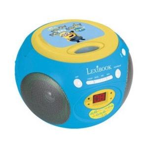 Les Minions - Radio Lecteur CD - LEXRCD102DES LEXIBOOK