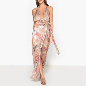 Paulin Printed Maxi Dress BA&SH