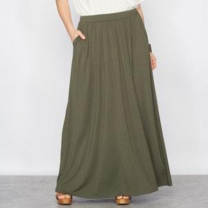 Maxi Skirt with Elasticated Waist CASTALUNA