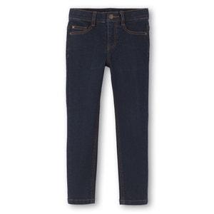 Skinny jeans 10-16 jaar La Redoute Collections