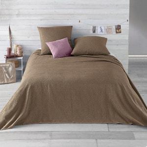 Colcha de cama em algodão jacquard, INDO La Redoute Interieurs