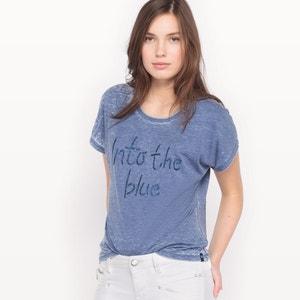 Ocelia Blue T-Shirt FREEMAN T. PORTER