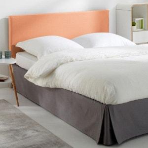 Capa para cabeceira em tecido pré-lavado puro algodão, modelo direito SCENARIO
