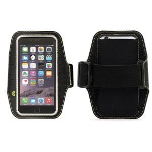 Brassard Griffin Brassard Trainer Armband Noir iPhone 6/6s GRIFFIN