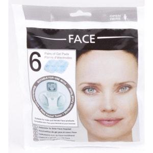 Recharge de patchs de gel Face (lot de 6) SLENDERTONE