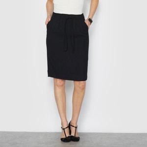 Softly Draping Tulip Skirt ANNE WEYBURN