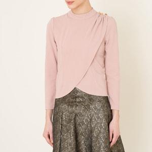 Gedrapeerde blouse SISTER JANE