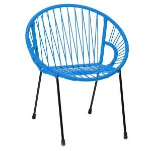 Fauteuil / Chaise design scoubidou Tica Enfant THE ROCKING COMPANY