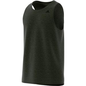 Camiseta sin mangas de running ADIDAS