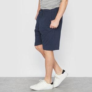 Casual Jersey Bermuda Shorts CASTALUNA FOR MEN