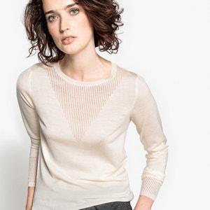 Merino Jumper/Sweater La Redoute Collections