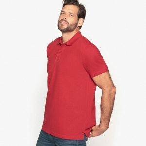 Polo col polo,  chemise uni, manches courtes CASTALUNA FOR MEN