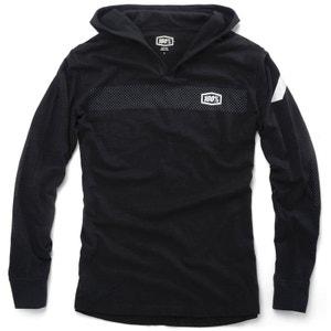 Gravel - Sweat-shirt Homme - noir 100%
