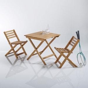 Set pour enfant 2 chaises pliantes et 1 table bass La Redoute Interieurs