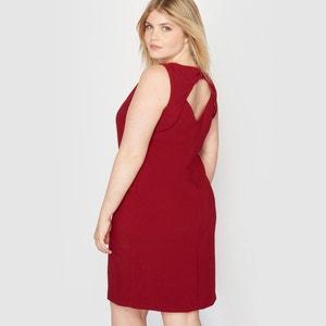 Shift Dress with Back Bow Detail CASTALUNA