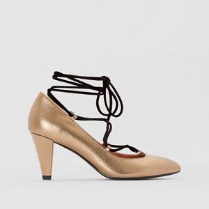 Zapatos de tacón con cordones INES OLYMPE MERCADAL X LA REDOUTE MADAME