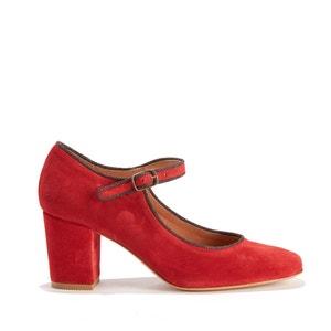 Sandales croûte de cuir GARDEL SESSUN