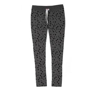Calças em algodão stretch FLOC GALAXIE SWEET PANTS