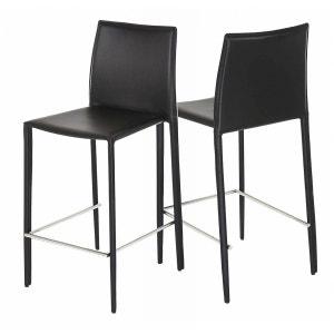 Lot de 2 chaises plan de travail Boréale ZAGO