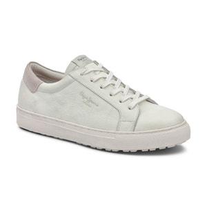 Zapatillas de piel Norwich Low PEPE JEANS