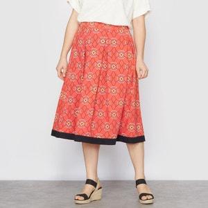 Boubou Print Skater Skirt TAILLISSIME