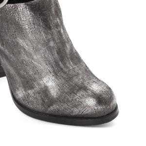 Boots pelle Willa DKODE