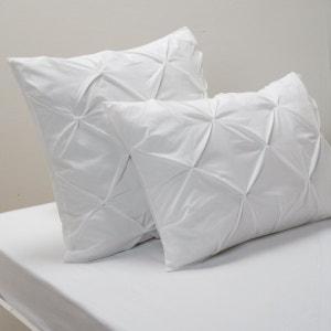 Blanche Pillowcase La Redoute Interieurs